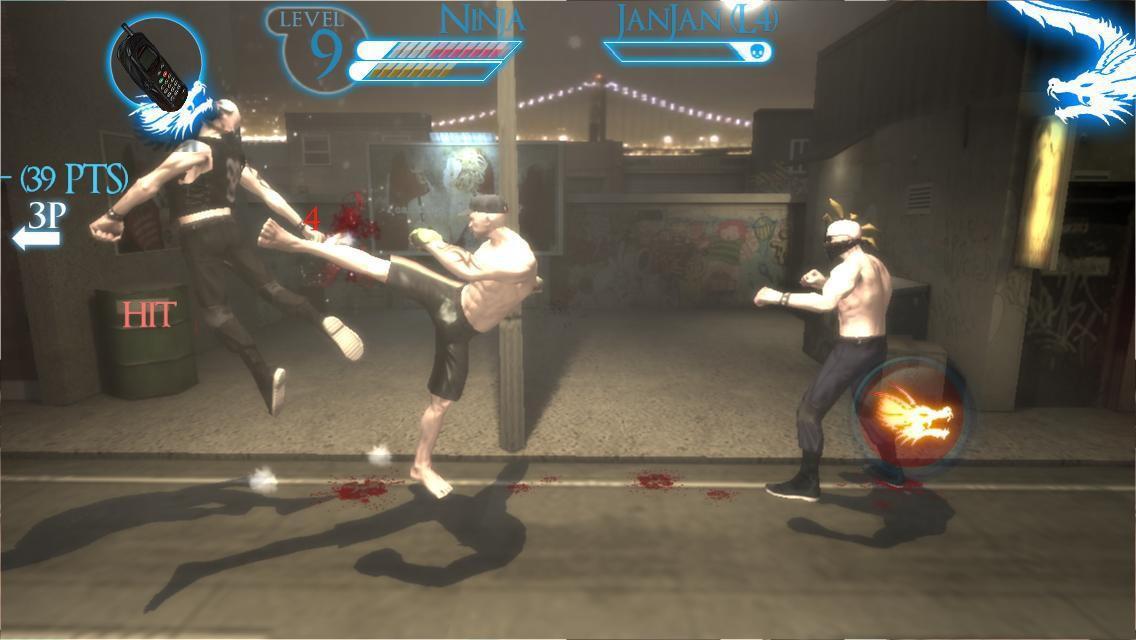 暴力兄弟会TV版游戏截图