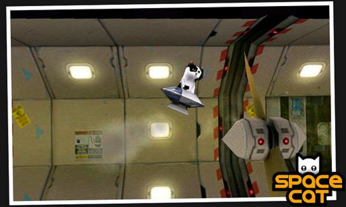 太空猫TV版游戏截图